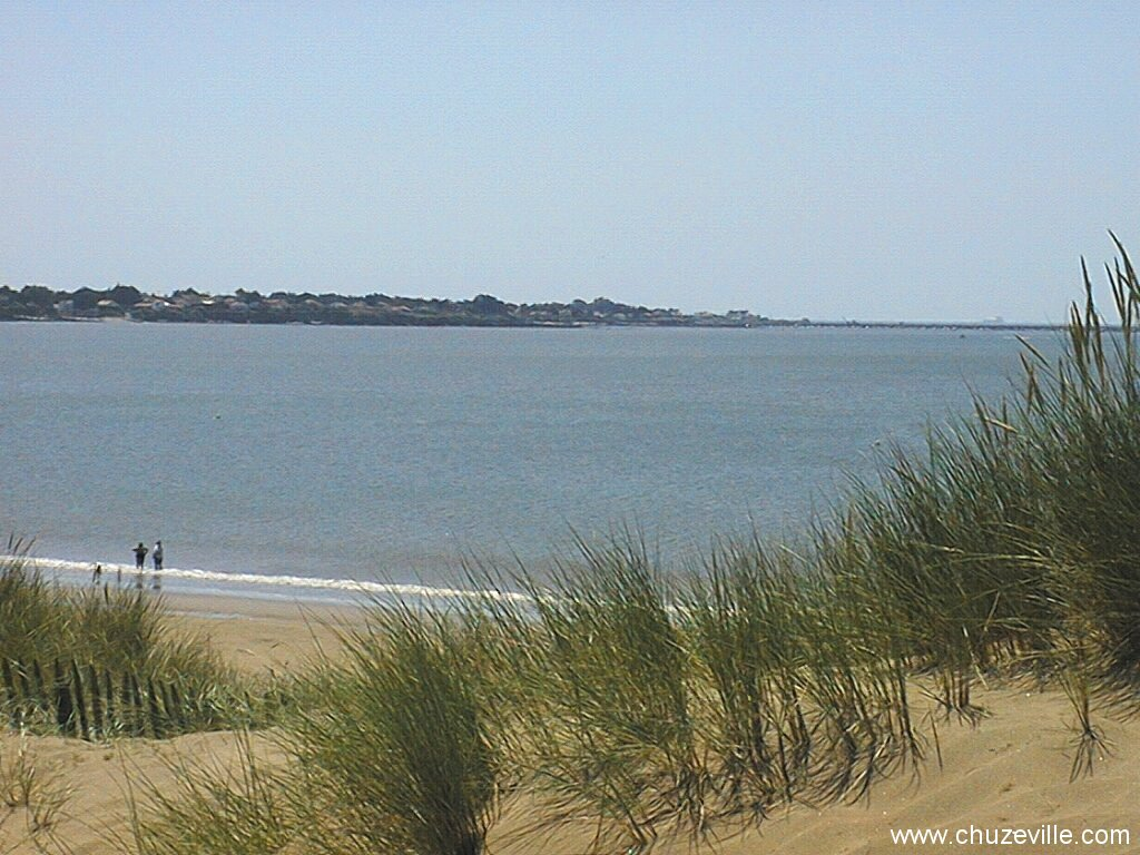 fond d u0026 39  u00e9cran   dune tharon plage 2