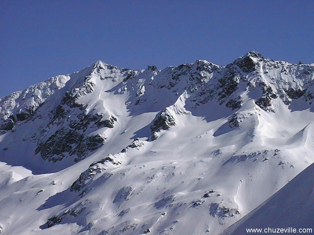 Fond d 39 cran montagne for Fond ecran montagne